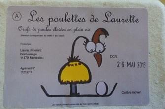 Les poulettes de Laurette